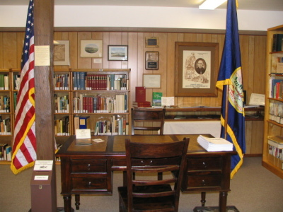 The Fr. Anthony Ravalli Research Library