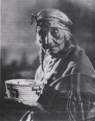 Salish Indian Mary Ann Combs