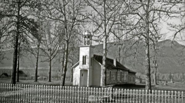 The Mission circa 1930's