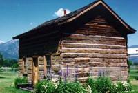 Cabin-Pharmacy of Fr. Ravalli