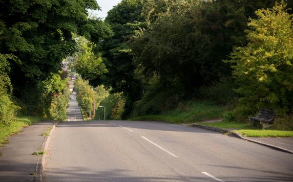 Enter via Bonner Hill - Image @ Stuart Noall