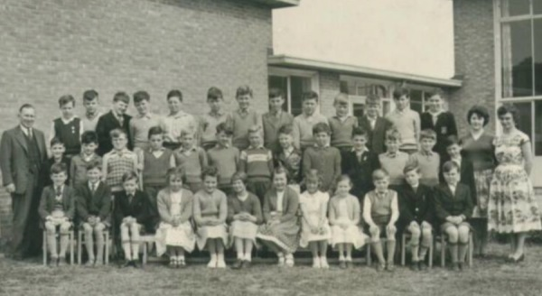William Lee School 1958