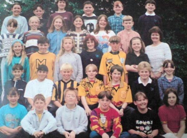 Sir John Sherbrooke Class 6 circa 1999