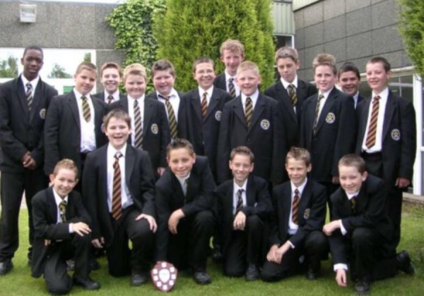 Colonel Frank Seely year 7 Rugby 2004