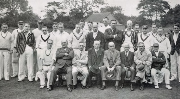 1937: New pavilion opening