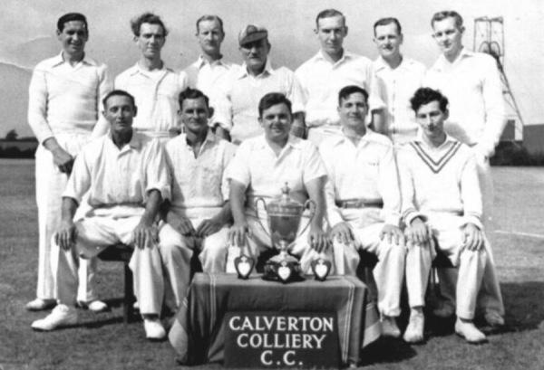 Circa 1960 Calverton Colliery