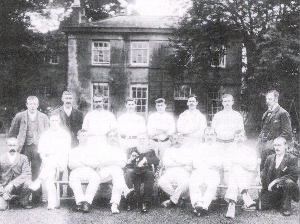 Early cricket gathering date unknown