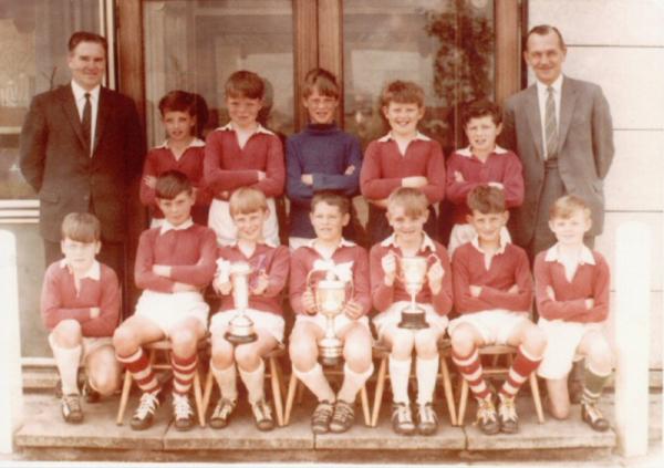 Sir John Sherbrooke 1964/65