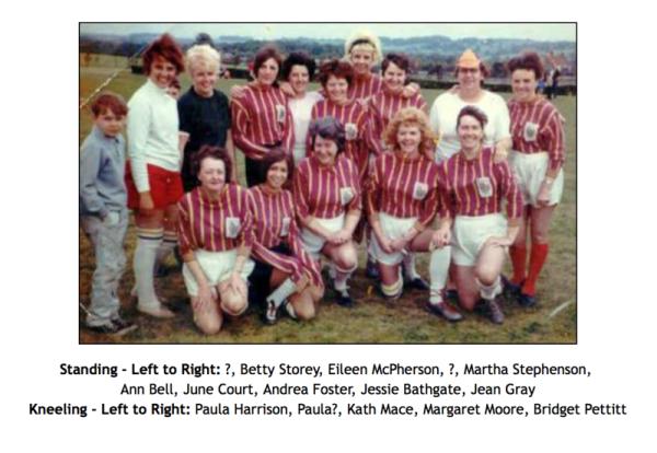 Fun match circa 1971
