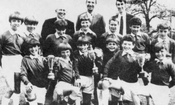 William Lee 1972 - Back Row: Headteacher (Mr Jackson), Tommy Lawton, ? Middle Row: Terry Davidson, Ricky Morley, Bruce Drysdale, Kevin Ray, Jamie Huthwaite, Paul Lewis, Mark Perkins Front Row: Rob Watts, Richard Tomlinson, Tommy Robinson, Steve Cherry, Paul Naisbitt, Clive Whiting.