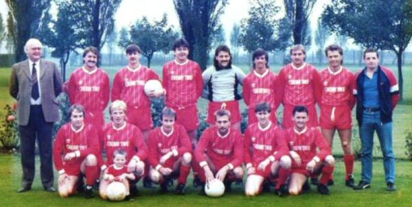 Calverton Rangers 1986