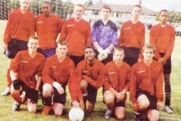 Colonel Frank Seely under-15s 2004
