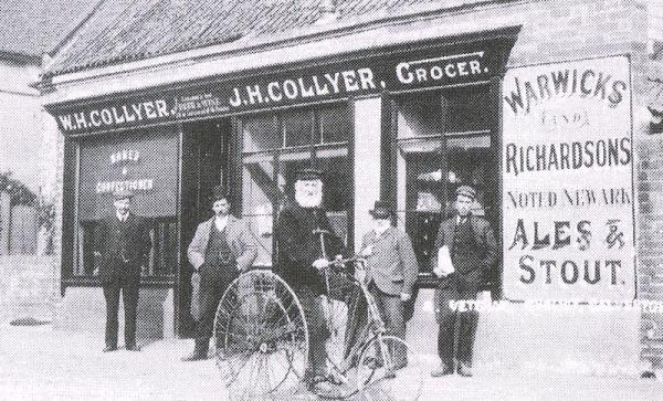JH Collyer Grocer