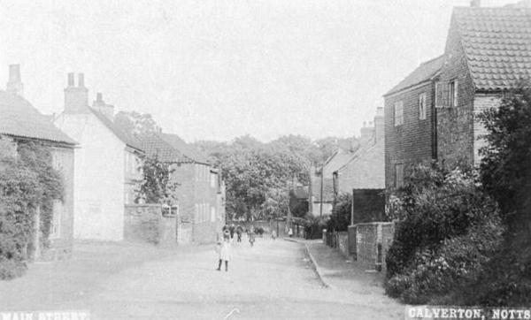Upper Main Street 1900s