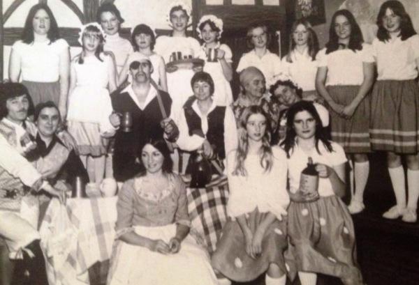 1979 - Theatre Group (Treasure Island)