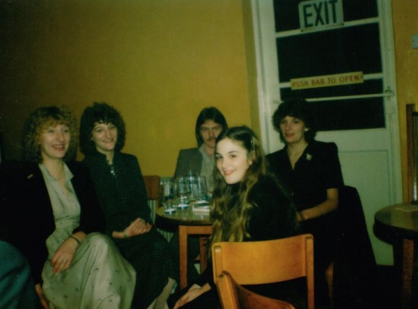 1980s fashion gurus!