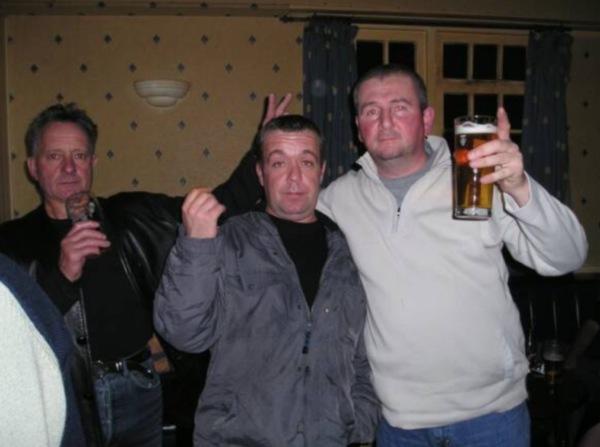 Steve Hutcho, Smib and AJ