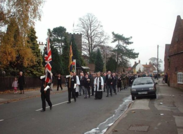2003 Remembrance Procession