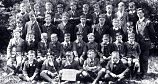 Labray School 1920