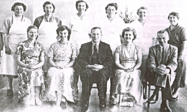 William Lee teachers circa 1960