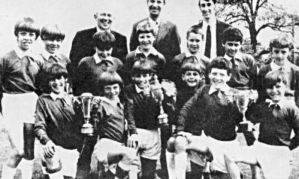 William Lee football team treble winners 1972 - Back Row: Headteacher (Mr Jackson), Tommy Lawton, ? Middle Row: Terry Davidson, Ricky Morley, Bruce Drysdale, Kevin Ray, Jamie Huthwaite, Paul Lewis, Mark Perkins  Front Row: Rob Watts, Richard Tomlinson, Tommy Robinson, Steve Cherry, Paul Naisbitt, Clive Whiting.