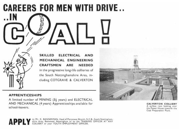 1969 Apprenticeship advert