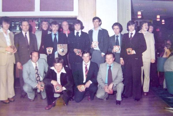 Notts Alliance winners circa 1972