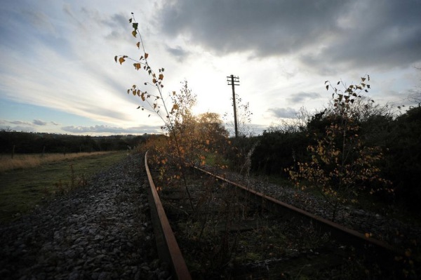 Railway turn