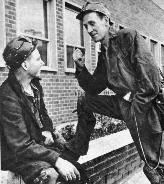 Arthur Holt & Eric Clark