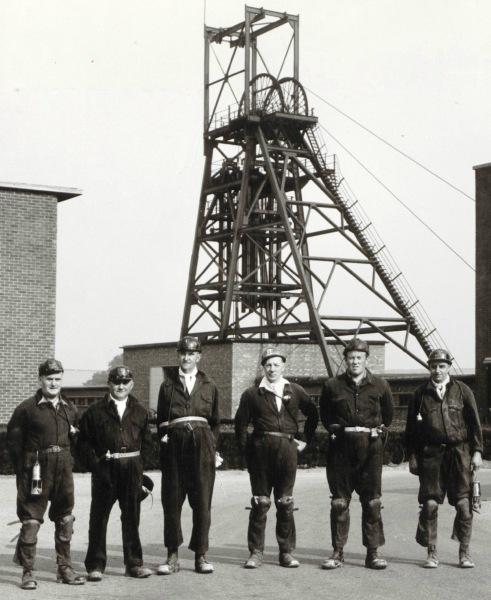 September 24th 1962:  Top Brass visit