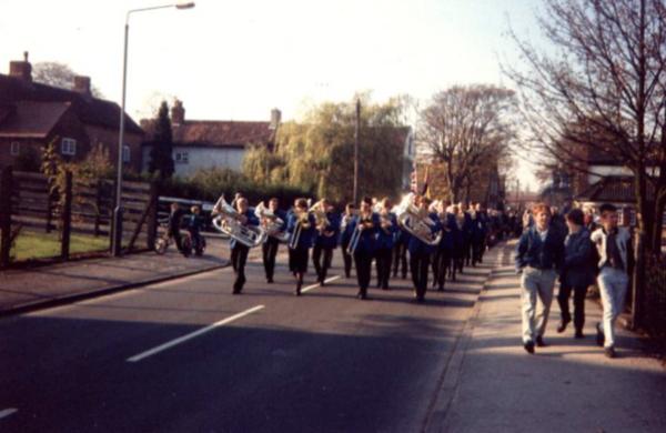 1977 Jubilee march