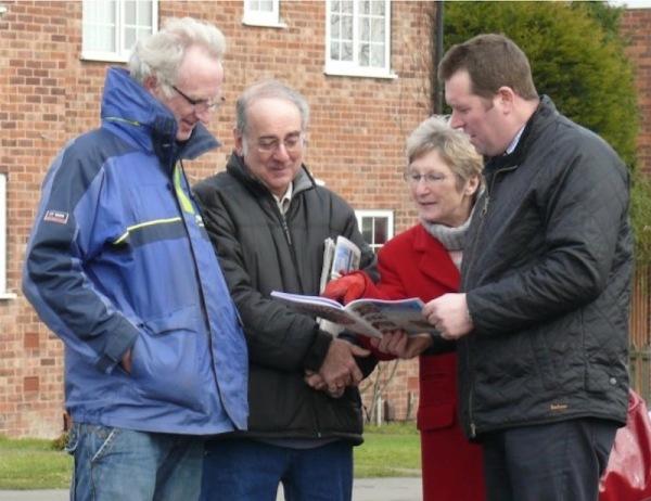 Calverton Councillors