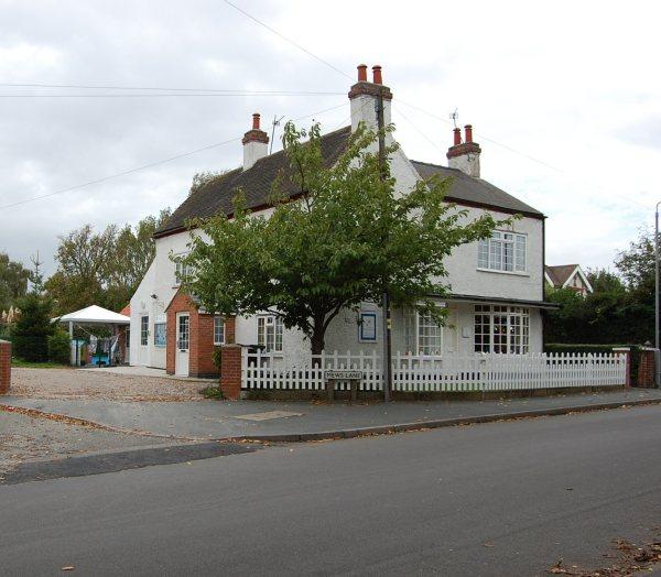 Mews Lane