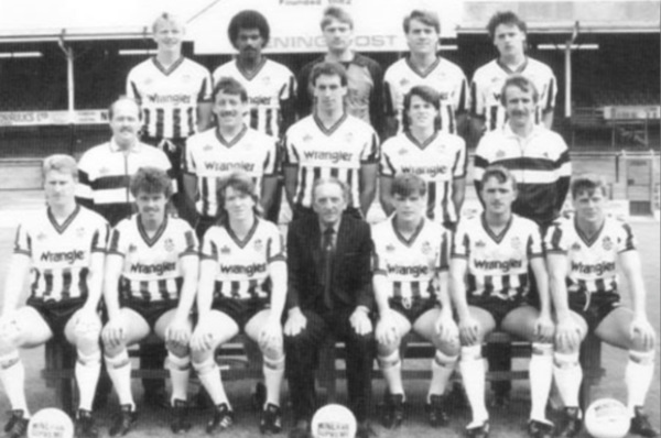 Notts County FC 1986/87