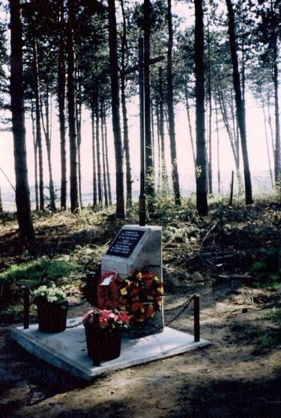 Polish aircrew memorial
