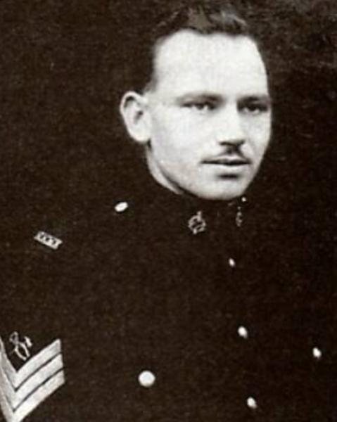 Sergeant Andrew Robert Bramley 1943  Age 23 years