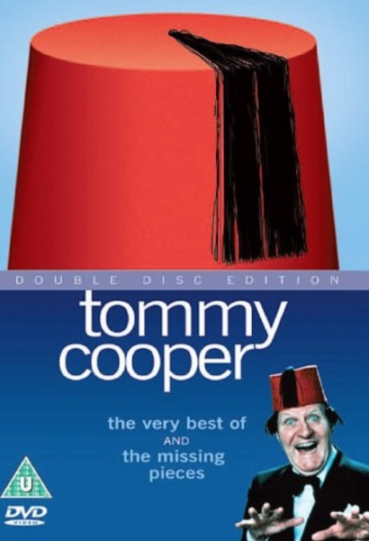Tommy Cooper - The Very Best Of and The Missing Pieces [2 DVD]
