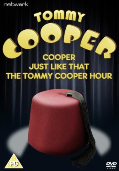 Tommy Cooper Collection