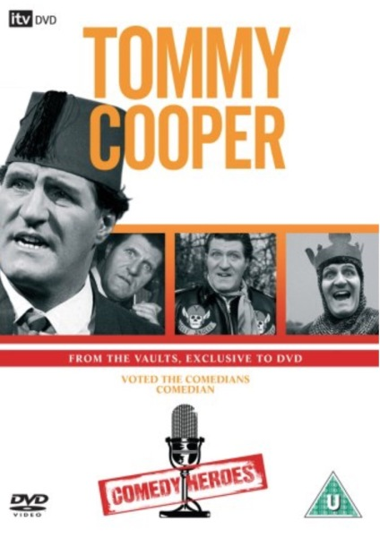 Comedy Heroes: Tommy Cooper