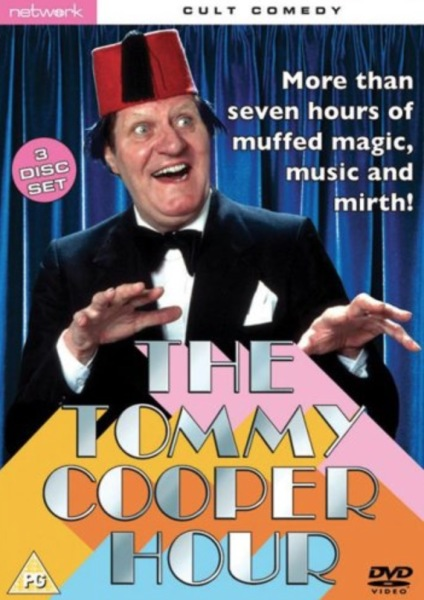 The Tommy Cooper Hour (Three Discs)