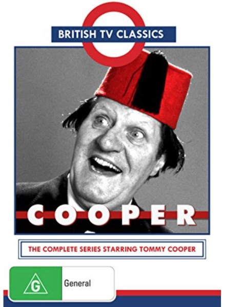 Cooper : The Complete Series Starring Tommy Cooper