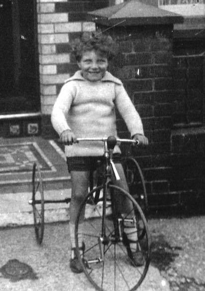 Bike Boy!