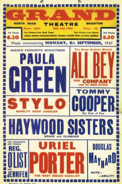 1947 Poster