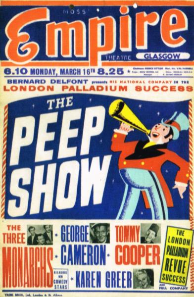 Peep Show!