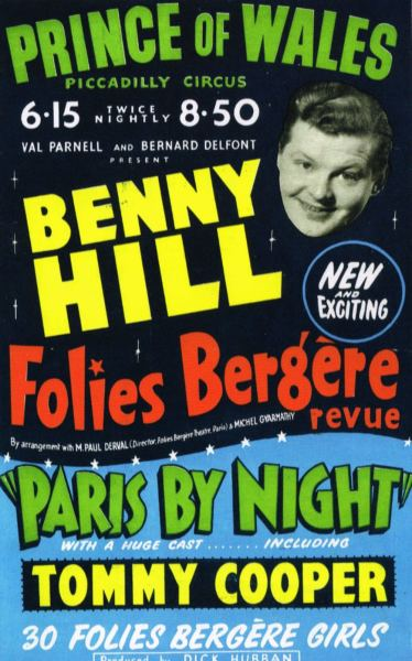 A New Folies Bergere Revue!
