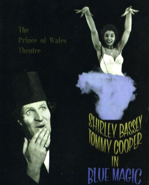 Shirley Bassey....