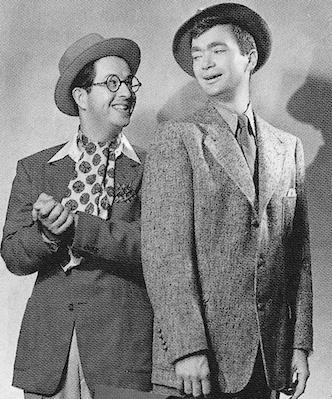 1939 Broadway musical debut in Yokel Boy