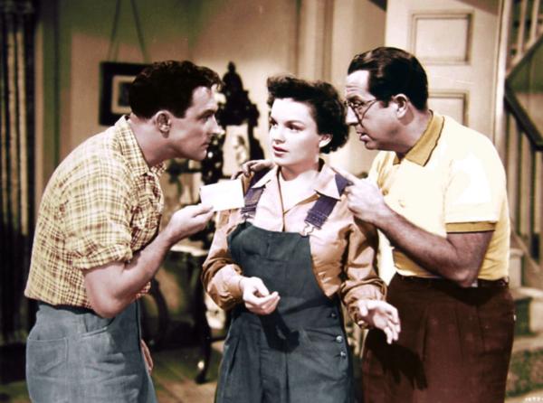 Gene, Judy and Phil!