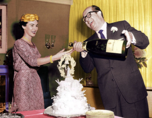 1956 Wedding!