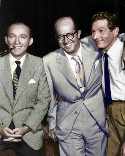 Bing Crosby and Danny Kaye